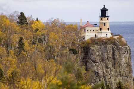 northshore: Split Rock Lighthouse
