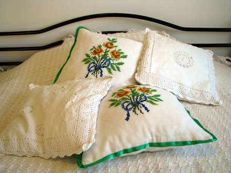 Pillows Stock Photo - 6530953