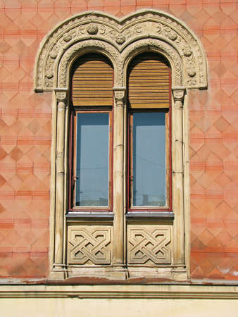 old window Stock Photo - 12890074