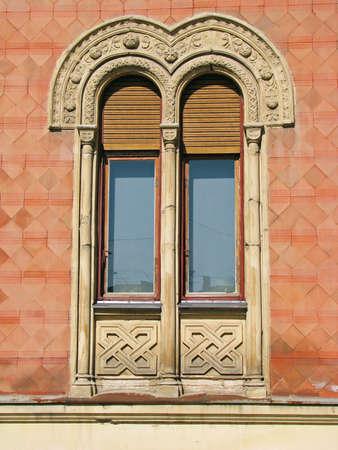 old window Stock Photo - 12890074