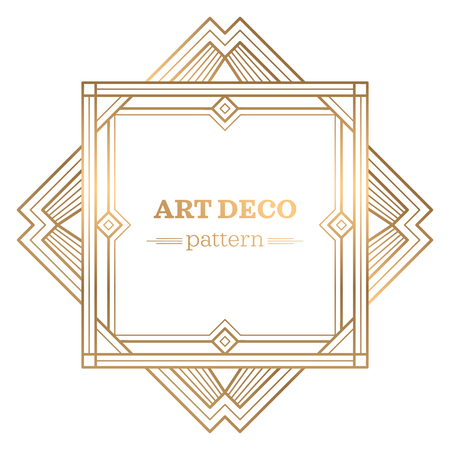 gatsby art deco background 版權商用圖片