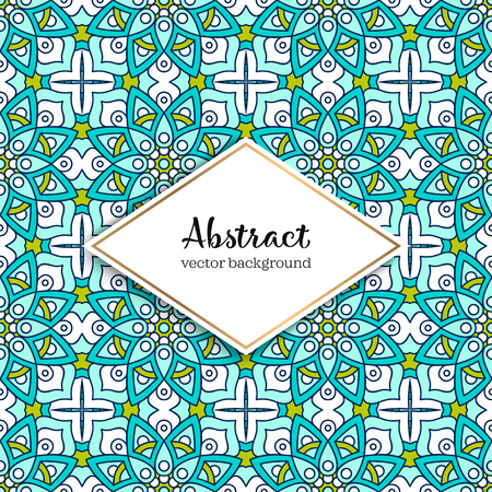 Seamless pattern background Stock Vector - 101020509