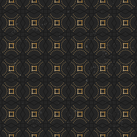Luxury gold monogram. Vintage decorative elements. Ornamental floral business cards, oriental pattern Stock Vector - 107968588
