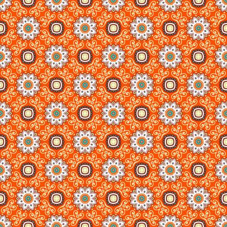 luxury ornamental mandala design background Stock Photo