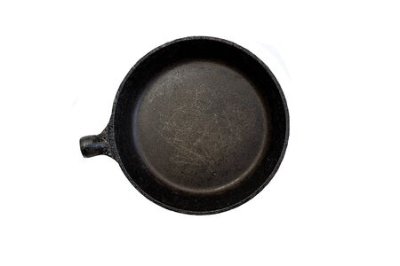 Black is not a new cooking pan