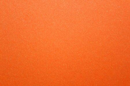 Cardboard texture orange simple background paper smooth Zdjęcie Seryjne