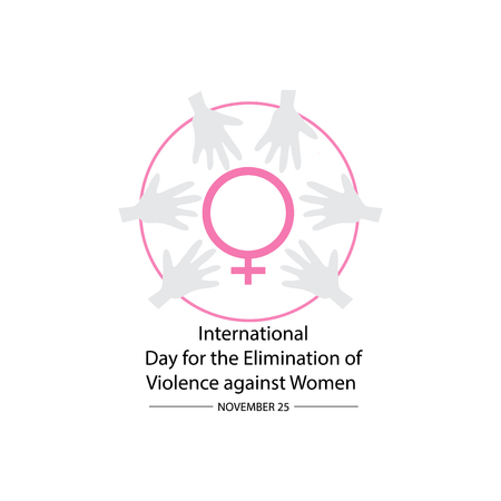 International Day for the Elimination of Violence Against Women. November 25.