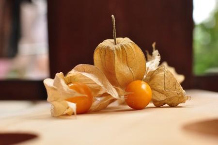 Cape gooseberry fruit. 版權商用圖片