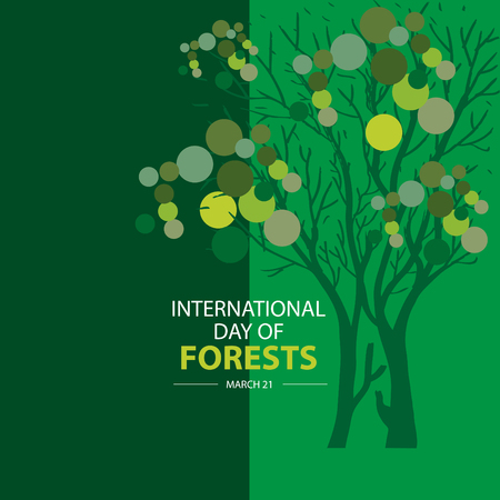 International Day of Forest. March 21