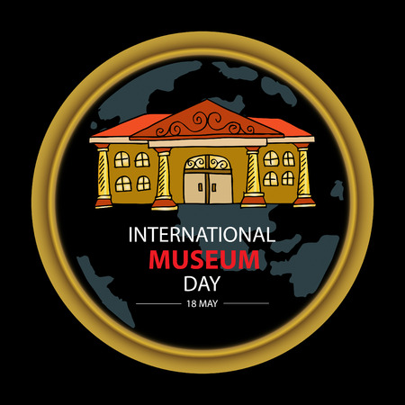 International Museum Day poster, 18 May.