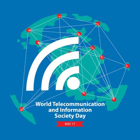 Día Mundial de las Telecomunicaciones y la Sociedad de la Información.