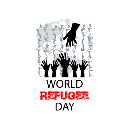 Weltflüchtlingstag. 20. Juni.