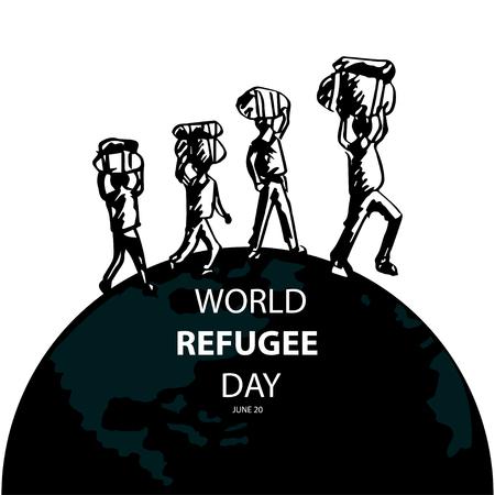 World Refugee Day. 20 June.