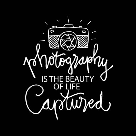 Photography is beauty of life captured.