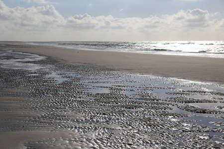 calmness: Calmness of the sea Stock Photo