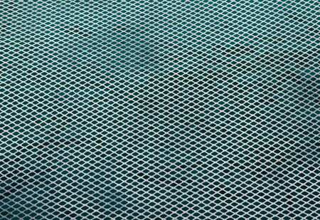 grid: grid texture closeup Stock Photo