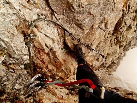 Klettersteig Rax : Hans von haid klettersteig u rax wolfgangs touren