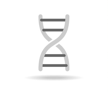 ribosome: DNA Icon Illustration