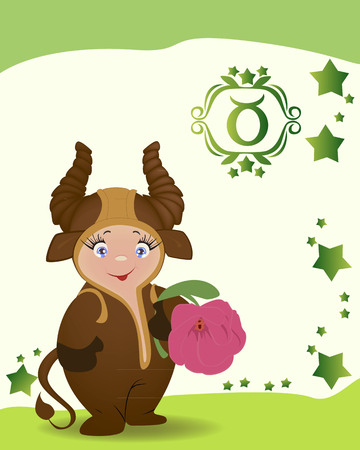 Taurus zodiac sign astrology by month