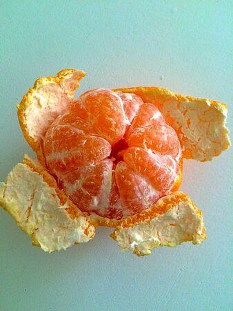 Mandarin close up Banque d'images - 35226413