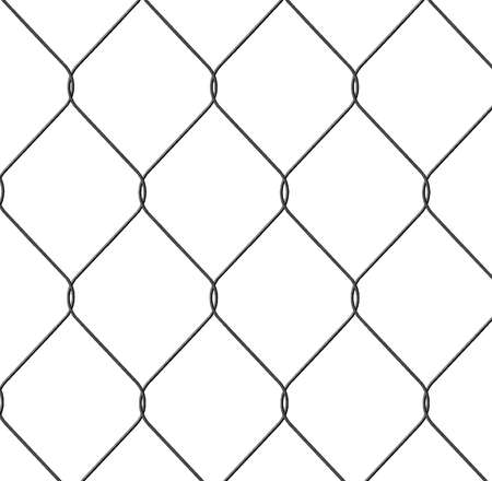 close up of chain link fence nice detail good background