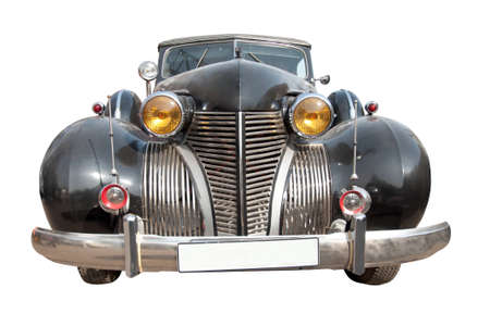 old american car Editorial