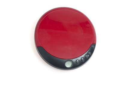 portable compact disk player