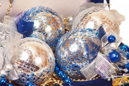 christmas decoration  close-up Stock Photo - 18175626
