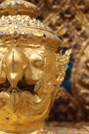 presumption: Garudas face