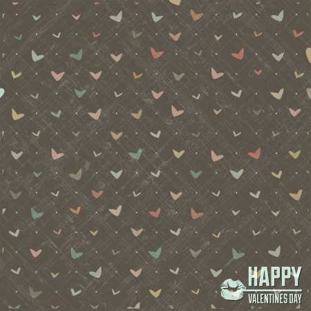 compatibility: Cute valentines day background with heart    Compatibility Required