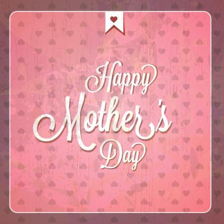 Vintage Happy Mothers Day Cards - Compatibilidad Requerido