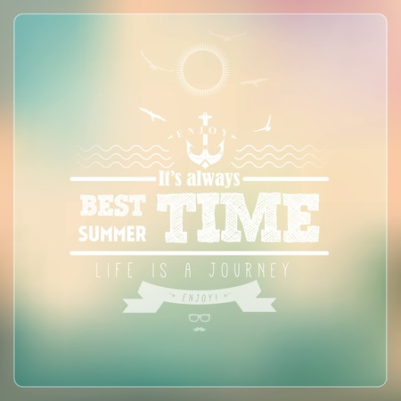 Best Summer Time colour background