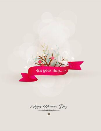Happy Women\\ Illustration
