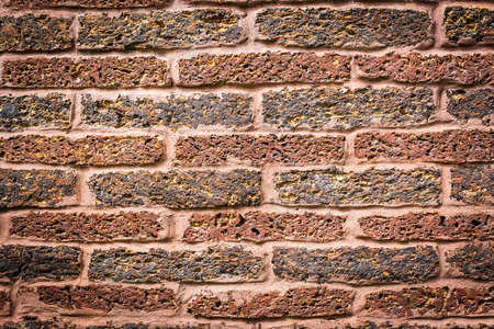 Background of brick wall texture. photo