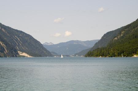 Achensee in Tirol Standard-Bild - 91124105