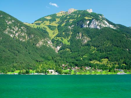 Achensee in Tirol Standard-Bild - 91124109