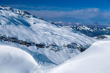 du: Mountain landscape, Avoraz, Portes du Soleil, France