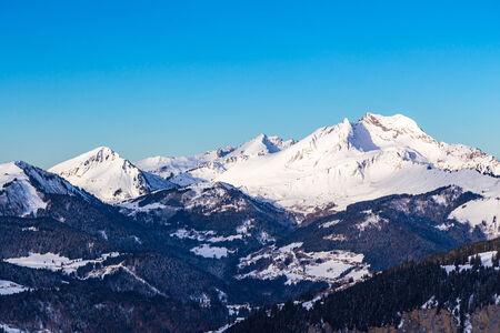 soleil: Mountain landscape, Avoraz, Portes du Soleil, France