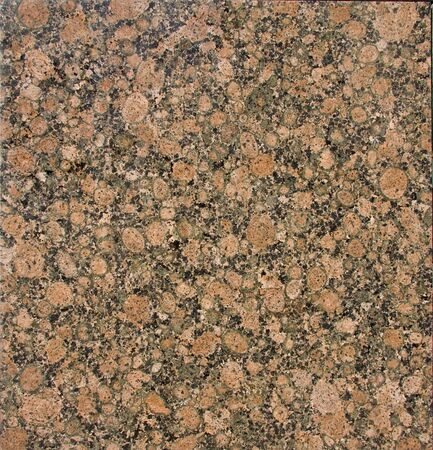Natural brown spotted granite  marble texture background