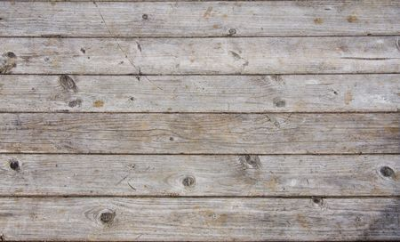 Plank background of old weathered wood