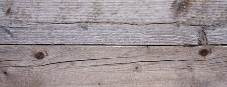 Background of old weathered wooden board Stock Photo