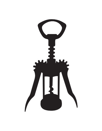 bottle screw: Corkscrew (wine opener)