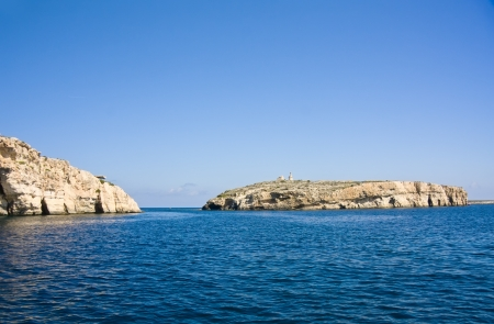 St  Paul s Island, Malta Stock Photo - 15935969