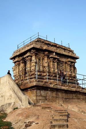 mamallapuram: Mamallapuram LightHouse,UNESCO hritage site,India Stock Photo