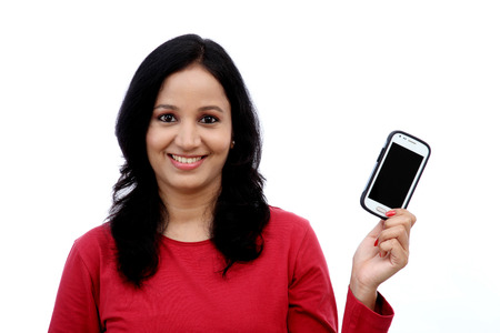 Woman Hand Holding Phone Woman Holding Mobile Phone