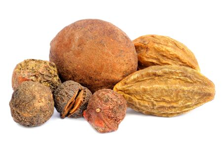 Triphala-a ayurvedic fruits have property of medicine