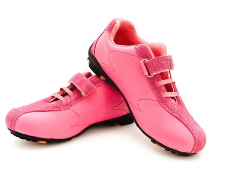 sport wear: jogging shoes