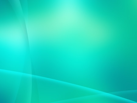 abstract modern wallpaper in light green and blue Stock Photo - 7580914