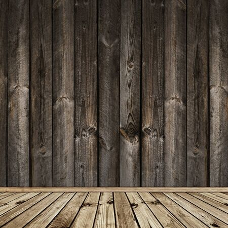 Photo of empty natural wooden interior Stock Photo - 9452452