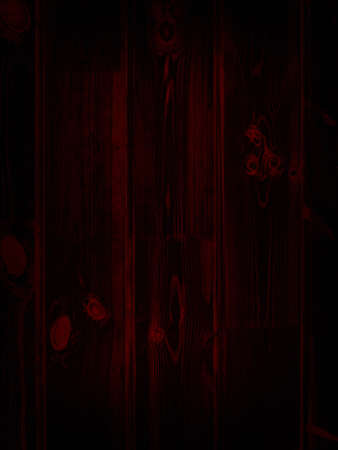 woodgrain: dark red wooden background with knots  Stock Photo